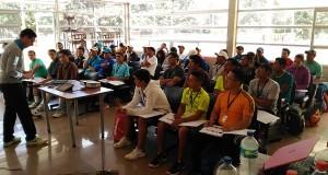 La imagen del día: Pro Tennis Team, en la Escuela Permanente de Tenis de la LDU, en Quito