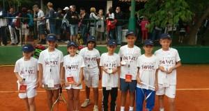 La Smirka Bowl, la fiesta mundial del tenis U10