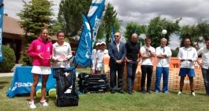 Enma Sánchez y Gerard Campaña, primeros campeones alevines de la historia de la Babolat Cup