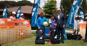 La Babolat Cup comienza con 15 torneos y un Master en la Academia Tenis Ferrer