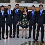 Scalpers viste 'de calle' a la selección española de Copa Davis