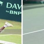 Ritcher y Ramanathan, 'players' de la Sánchez-Casal debutaron en Copa Davis