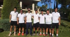 Juan Carlos Ferrero apadrina un nuevo equipo nacional: El Club Tenis Helios Ontiyent