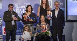 Los Premios María de Villota y Ciudad de la Raqueta, en imágenes