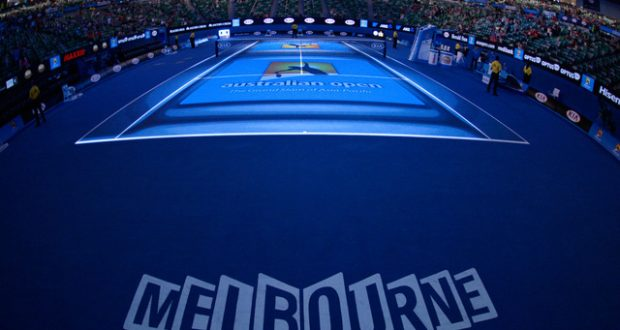 El Australian Open, a través de Twitter por streaming