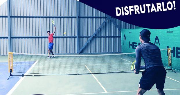 La Equelite JC Ferrero organiza el primer torneo de Touchtennis en España