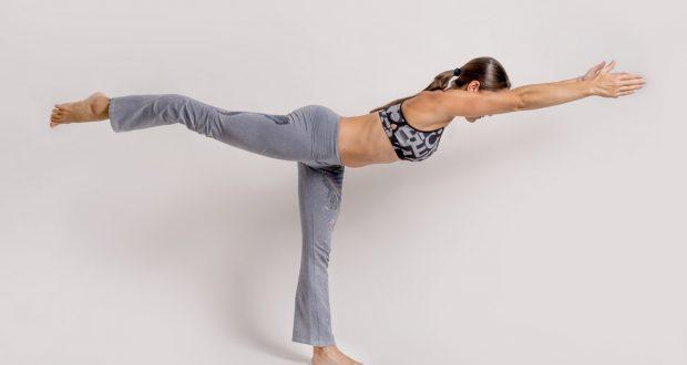 Yoga específico para el tenis. Columna de opinión de Tania Rada