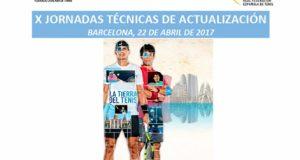 Las Jornadas Técnicas de Actualización se centran en la formación, promoción y prevención de lesiones en el  tenis base