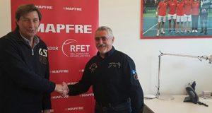 DecoaSport y la RFET renuevan su acuerdo de colaboración