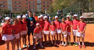 La imagen del lunes: Stefano Travaglia, campeón del Villa de Madrid del Club Alameda