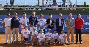 Boluda y Ortega, campeones de dobles del Villa de Madrid del CT Chamartín