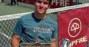 La imagen del domingo: Martín de la Puente, campeón de España de Tenis en Silla de Ruedas
