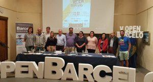 Ramírez Hidalgo, David Marrero, Arabela Fernández y Lucía Cervera, cabezas de cartel en el Barceló Open