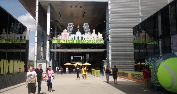 El Mutua Madrid Open batió su récord de asistencia con 260.228 espectadores