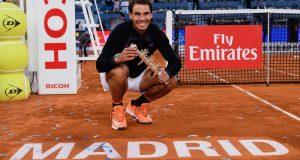 Rafa Nadal completa un hat trick en tierra batida tras vencer en el Mutua Madrid Open