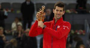 ¿Qué le pasa a Novak Djokovic? by Vicente Cuairán