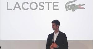 Lacoste 'ficha' a Novak Djokovic como embajador