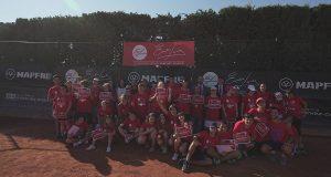 La imagen del día: Clausura del Curso de Tenis para personas con discapacidad de la Sánchez-Casal