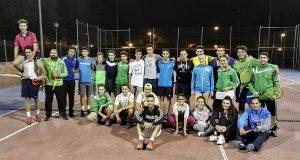 El Club de Tenis y Pádel Villa de Leganés organiza la XVII edición de sus Cursos de Competición