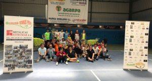 La imagen del día: Torneo fin de curso la Escuela de Discapacitados de la Academia Oliveira Tennis Pro