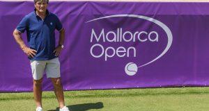 """Toni Nadal, director del Mallorca Open: """"Dirigir el torneo es una ilusión y un grandísimo reto"""""""