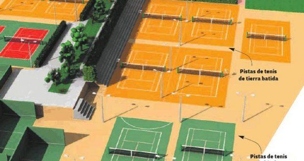 Club de tenis torrente